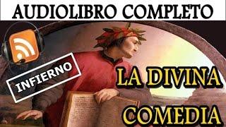 ✔LA DIVINA COMEDIA de Dante Alighieri - Infierno (audiolibro completo)