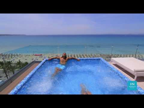 Hotel Negresco Adults Only -  Solarium Rooftop - Mallorca -