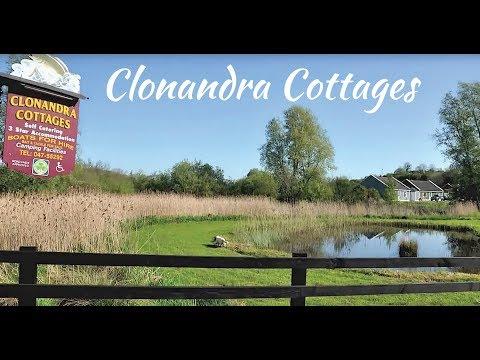 Fishing Cottages Ireland - Fishing Breaks Ireland - Lake Fishing Ireland  - Clonandra Cottages