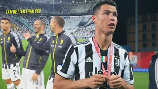 This is Why Cristiano Ronaldo Leaving Juventus