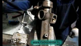 Ремонт рулевой рейки BMW Е46 в Москве