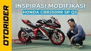 Modifikasi Honda CBR250RR SP Quick Shifter   OtoRider