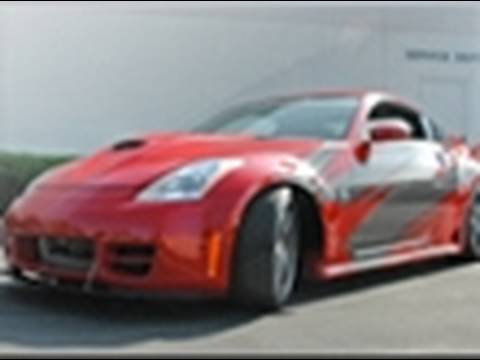 Nissan 350Z Performance Parts | Body Kits, Exhausts & More