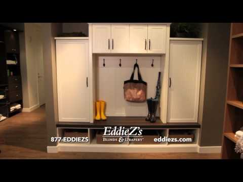 Closets From Eddie Z's Blinds and Drapery