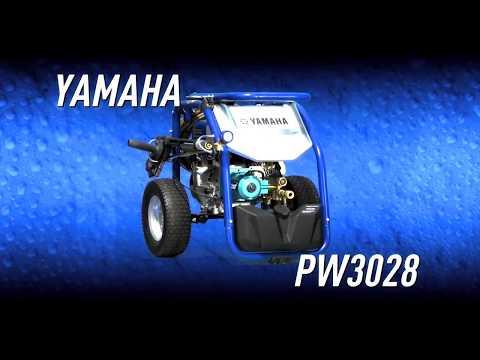 Hidrolavadora Yamaha PW3028 thumbnail