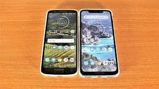 Motorola One Power Vs Moto G6 Speed Test