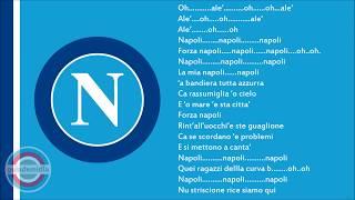 Baixar Hino do Napoli ( S.S.C. Napoli ) / Nápoles, Itália