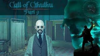 Злодейства в Риверсайде (Call of Cthulhu) #9