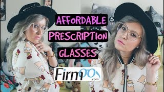Affordable And Stylish Prescription Glasses | Firmoo Glasses Review