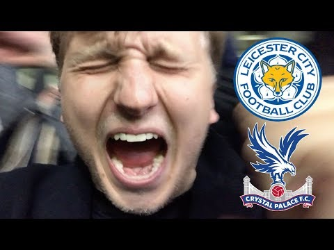 MATCHDAY VLOG #39: Leicester City vs Crystal Palace | 4-1!! CAN WE PLAY YOU EVERY WEEK?!