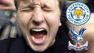 MATCHDAY VLOG #39: Leicester City vs Crystal Palace   4-1!! CAN WE PLAY YOU EVERY WEEK?!