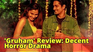 'Gruham' Review: Decent Horror Drama