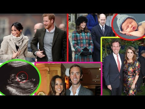 Events can will take place in 2018 of the royal family