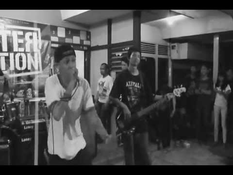BALADA SUNGAI KAPUAS live at ALTERNATION.