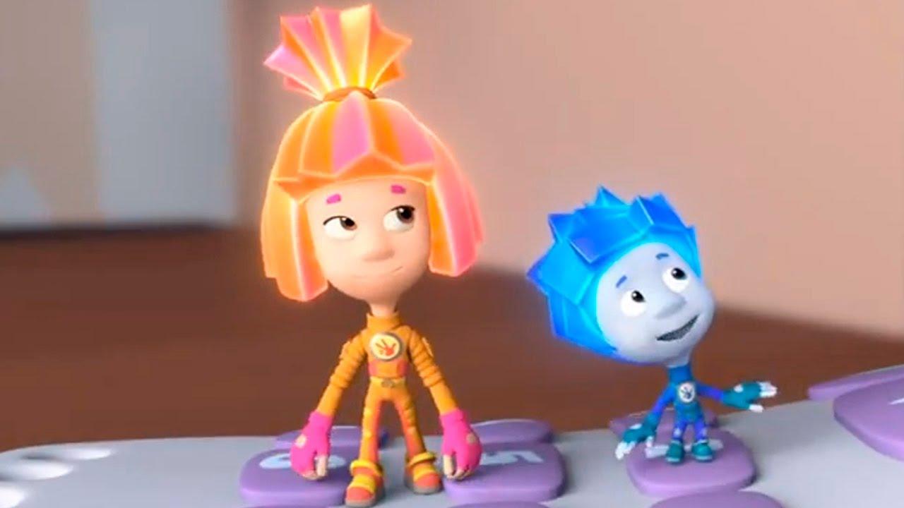 картинки фиксики из мультфильма