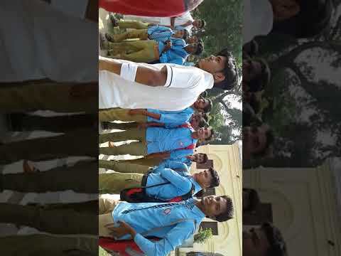 Naurangilal rajkeya inter college aligarh cricket match  (13-09-2017)