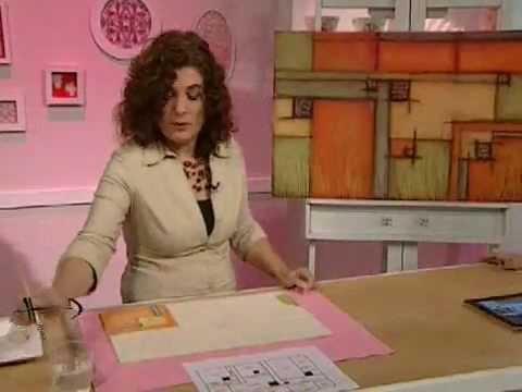 Como hacer un cuadro en papel mache youtube - Como hacer cuadros faciles en casa ...