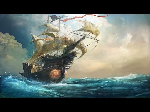 Irish Pirate Music - Sea Shanty