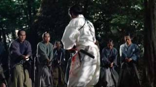 Short clip for educational purpose about japanese samurai movies.