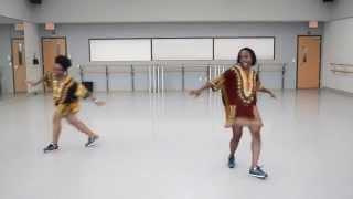Sarkodie ft. Castro - Adonai Dance