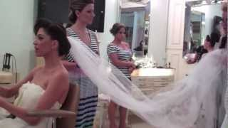 Bridal Hair & Makeup Trends For 2013