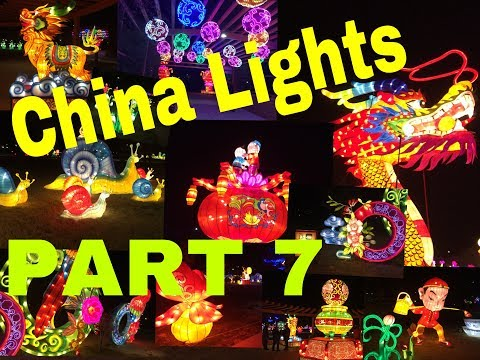 CHINA LIGHTS PART 7, STAGE PERFORMERS PART 1, chinese festival, chinese lanterns, chinalights