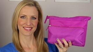 Sonia Kashuk Completely Organized Bag Tour & Review