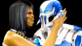 Mortal Kombat 9 - All Fatalities & X-rays on Hydro Costume Skin Mod 4K Ultra HD Gameplay Mods
