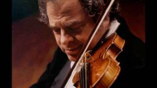 "Sarasate-""Zapateado"" ~Itzhak Perlman"