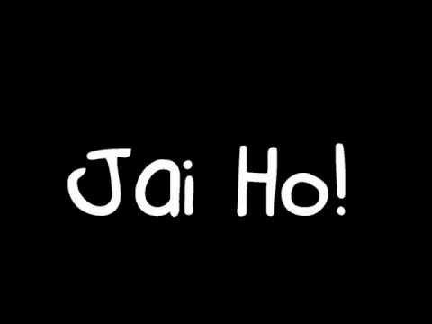 Jai Ho Lyrics
