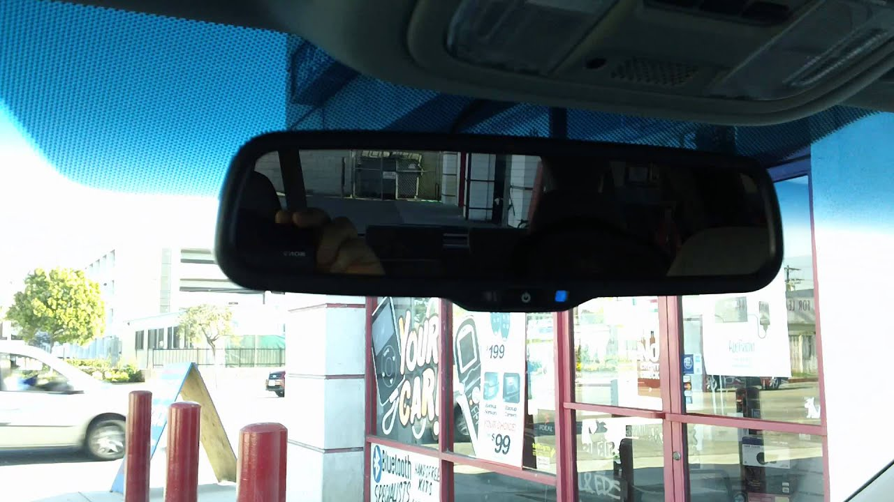 Honda Civic Exl >> Honda Odessey Backup safety camera and Mirror Replacement ...