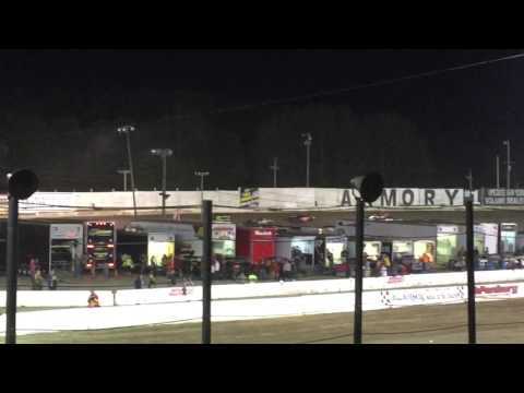 Stickles Racing Lebanon Valley Speedway 6/10/2017 20 lapper part 1