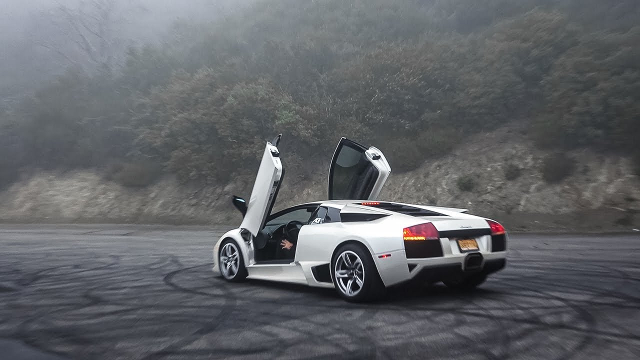 This Is What A 10 000 Exhaust Sounds Like Lamborghini Murcielago