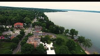 A Picture Perfect Wedding, filmed at the Aurora Inn, NY