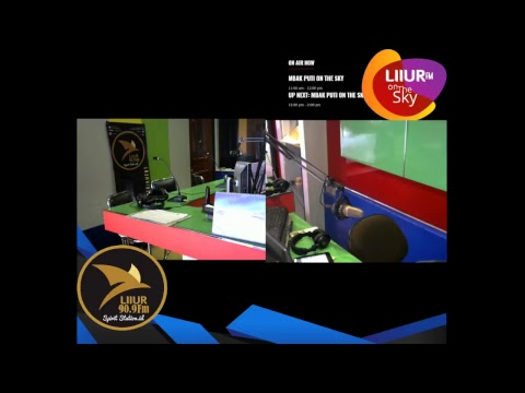 Live Streaming Visual Liiur Fm Spirit Station Tulungagung NOW