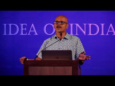 How To Draw Histories? Art as Method - Mr. T. Sanathanan, The Idea of India Conference