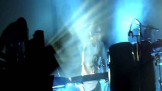 Leftfield live 2010 - Phat Planet (intro) [HD]