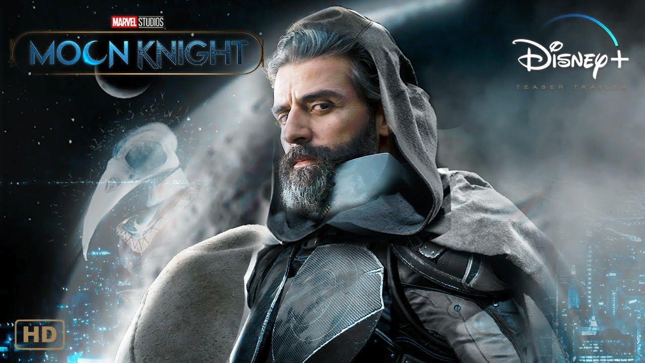 Marvel's MOON KNIGHT Trailer #1 HD   First Look Concept   Oscar Isaac