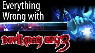 GAME SINS | Everything Wrong with Devil May Cry 3