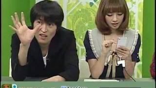 週刊アプリ」は、MCに千原ジュニア(千原兄弟)、優木まおみ、 レギュラー...