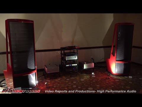 Martin Logan Neolith, Parasound, Integrity Sound, Aurender, Audioquest, Florida Audio Expo 2019