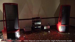 Martin Logan Neolith, Parasound, Integrity Sound, Aurender, Audioquest, Florida Audio Expo 2019