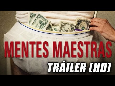Mentes Maestras - Master Minds - Teaser Trailer Subtitulado (HD)