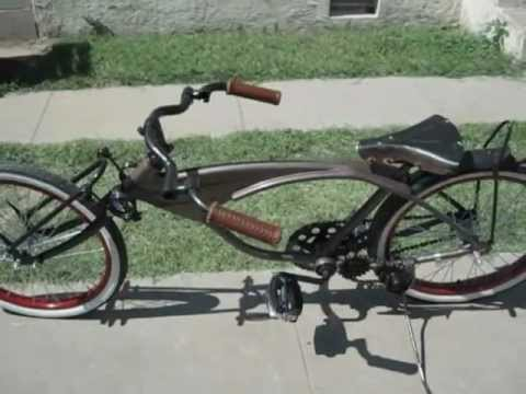 Rat Rod Bike Touch Of Trash