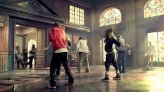 BoA-Eat You Up [HD] Хип-хоп классно танцуют))