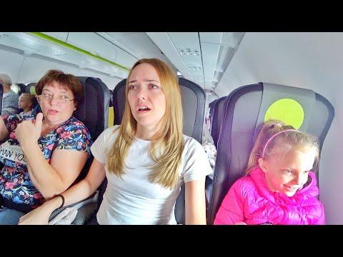 ВЛОГ Перелёт на самолете в Турцию 🇹🇷 Анталья S7 Airbus A321 Neo! СТРАХ и СЛЕЗЫ! Наш НОМЕР