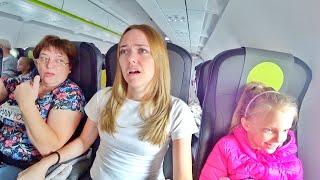 Download ВЛОГ Перелёт на самолете в Турцию 🇹🇷 Анталья S7 Airbus A321 Neo! СТРАХ и СЛЕЗЫ! Наш НОМЕР Mp3 and Videos
