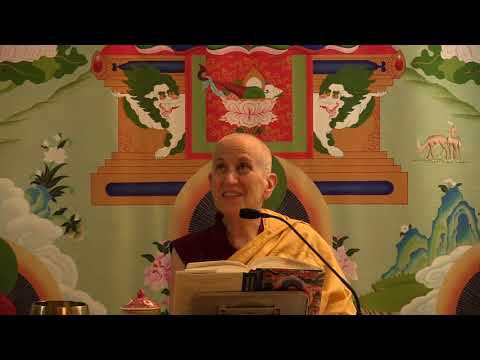 27 Approaching the Buddhist Path: Three Turnings of the Dharma Wheel 02-22-19
