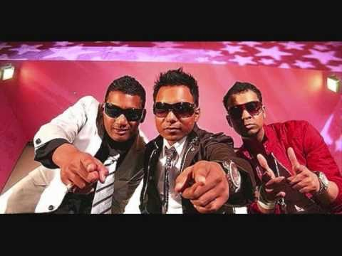 Turn the Music Up- The Bilz & Kashif