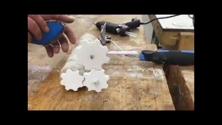 Mechanism Project | Butterfly ride over a paint roller
